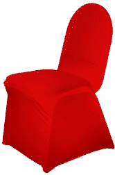 stretch banquet chair cover